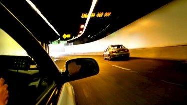 Sydney's Cross City Tunnel cost an estimated $1 billion to build.