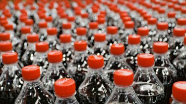 Coca-Cola Amatil group managing director Alison Watkins is confident Australia's beverage market is growing.