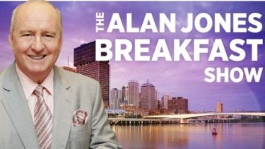 4BC's ratings have dropped since Alan Jones has been on air.