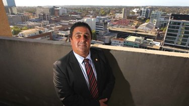 """If we didn't get this in place now we are going to struggle in years ahead"": John Chedid, Parramatta lord mayor."