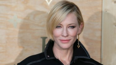 Cate Blanchett will be one of the Hollywood stars hobnobbing with global leaders and industry captains in Davos.