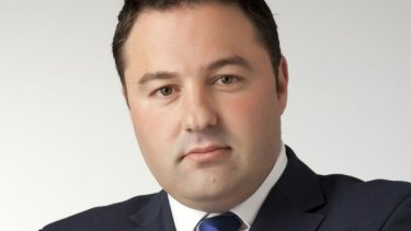 Embarrassing broadcast ... Duncan Garner 'genuinely apologised' to viewers after the second cut to the restaurant, saying they 'saw too much'.