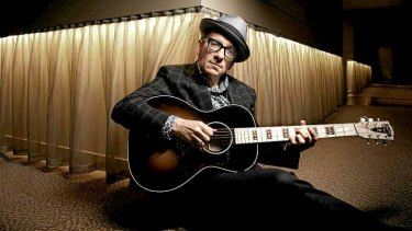 Wised-up: An older and wiser Costello has revisited and remixed his past.