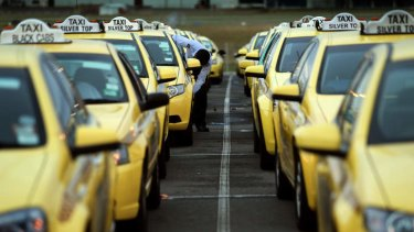 Fare go: Taxi reforms have angered drivers and divided customers.