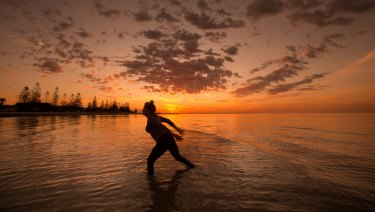 April was another relatively hot month, with Australia setting a record for daytime temperatures.