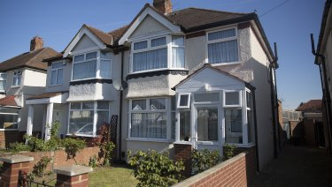 The semi-detached family home in London where trader Navinder Sarao, the man behind the 2010 Flash Crash, would work through the night from his bedroom.