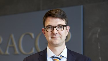President of the Royal Australian College of General Practitioners, Dr Bastian Seidel.