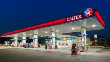 Two Caltex service stations have been conducting remediation works in Canberra.