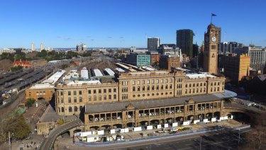 Sydney's Central Station is set to undergo a major revamp.