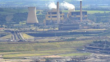 EnergyAustralia operates the Yallourn brown coal-fired power station in Victoria.