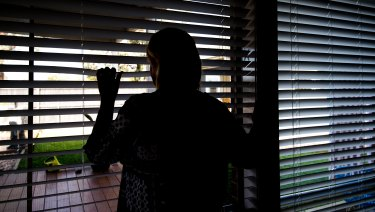 Some residents have become fearful of home invasions.