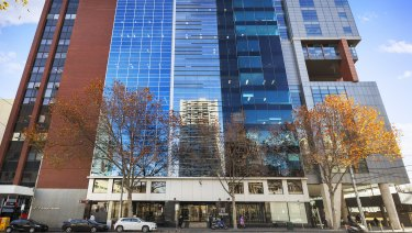 EG has sold 277 William Street in Melbourne.