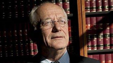 Raymond Finkelstein, QC, will investigate Trinity's dismissal of Rohan Brown.