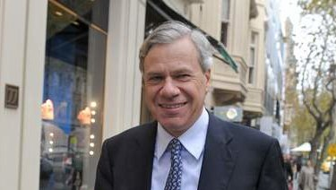 Michael Kroger faces a challenge from state Liberal Party vice-president Greg Hannan.
