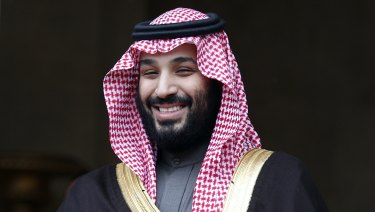 Saudi Arabia Crown Prince Mohammed bin Salman. Iran's rivals long have wanted to scuttle the nuclear deal with world powers.