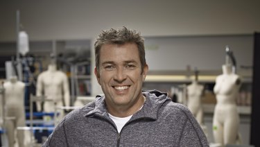 Lululemon Athletica  CEO Laurent Potdevin.