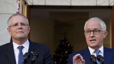 Treasurer Scott Morrison and Prime Minister Malcolm Turnbull have hinted strongly at personal tax cuts in the May budget.
