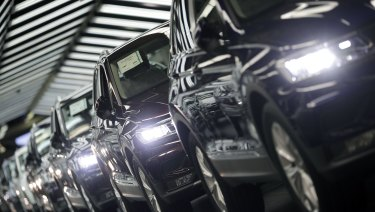 Volkswagen has agreed to a 1 billion euro fine with german authorities.