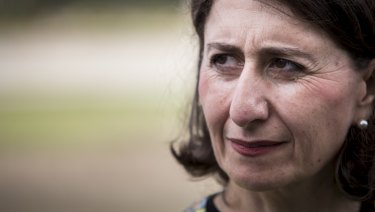 "Premier Gladys Berejiklian described Luke Foley's comments as ""deeply divisive""."