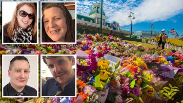 Cindy Low, Kate Goodchild, her brother Luke Dorsett and his partner Roozi Araghi died after being thrown from a raft at the theme park in 2016.
