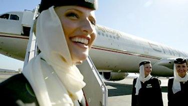 Etihad Airways owns 21 per cent of Virgin.