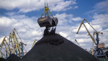 Coal will still play a role in Australian energy exports, albeit a declining one.