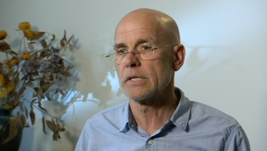 Clive Hamilton, author of the controversial book, Silent Invasion.