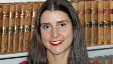 Olga Edwards was estranged from her husband John Edwards