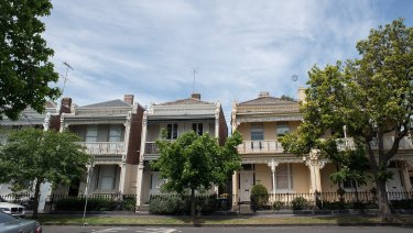 Melbourne's South Yarra: one of the ''good'' places to find yourself as a teenager.