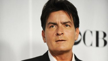 Charlie Sheen is coming to Australia.