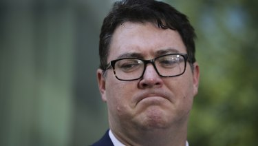 Liberal National MP George Christensen has refused to apologise for his Facebook post.
