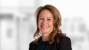 Holly Kramer was one of three AMP board directors that departed on Tuesday.