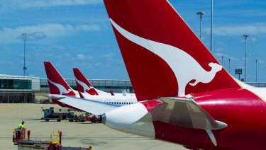 Qantas has put off spending on new aircraft for too long, according to S&P.