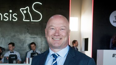 John Allan is the chief executive of Sensis.