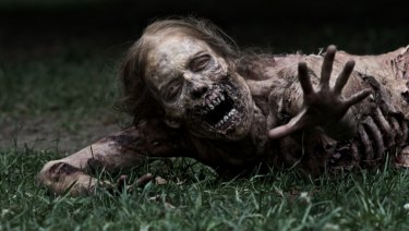 North Korea would be the only country to survive a Walking Dead-style apocalypse, according to Brazilian academics.