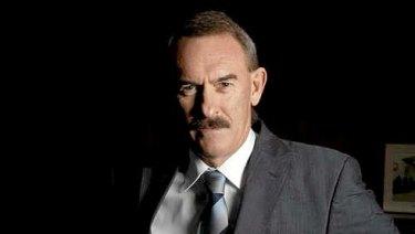 The Bombers' interim CEO, Ray Gunston.
