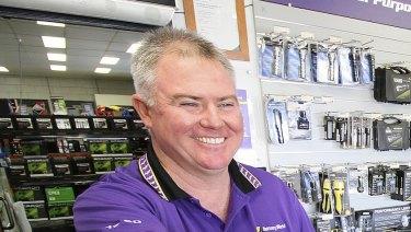 Greg Leslie is the owner of a Battery World franchise.