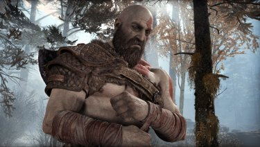 Kratos may be old, but he's still very difficult to kill.