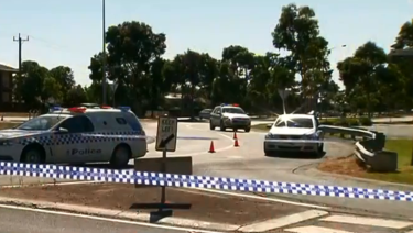 Police believe the Kealba shooting was targeted. Picture: Channel Seven News