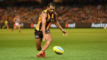 Rioli has taken another stint of leave for family reasons.