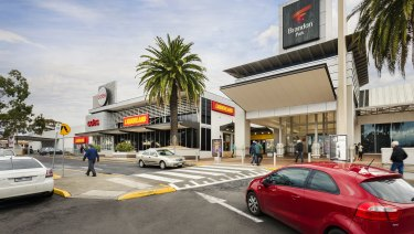 Vicinity Centres has sold its Brandon Park shopping centre.