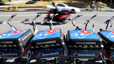Domino's double dip heralds perfect storm for pizza chain