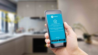 The CSIRO's Energise app crowd sources information to understand how Australians use energy at home.