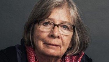 Author and political activist Barbara Ehrenreich.