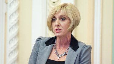 Opposition Education spokeswoman Tracy Davis said the LNP would dump Safe Schools.