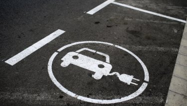 The road ahead will be one for electric vehicles if the Greens policy gains traction.