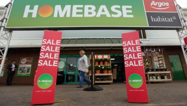 Wesfarmers is sounding out buyers for its UK Homebase and Bunnings stores.