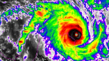 Severe tropical cyclone Ita slammed into Queensland in 2014 as a category 5 storm.