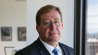 NSW Police Minister Troy Grant.