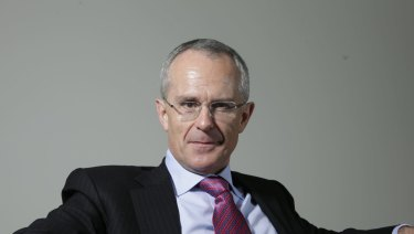 ACCC chairman Rod Sims